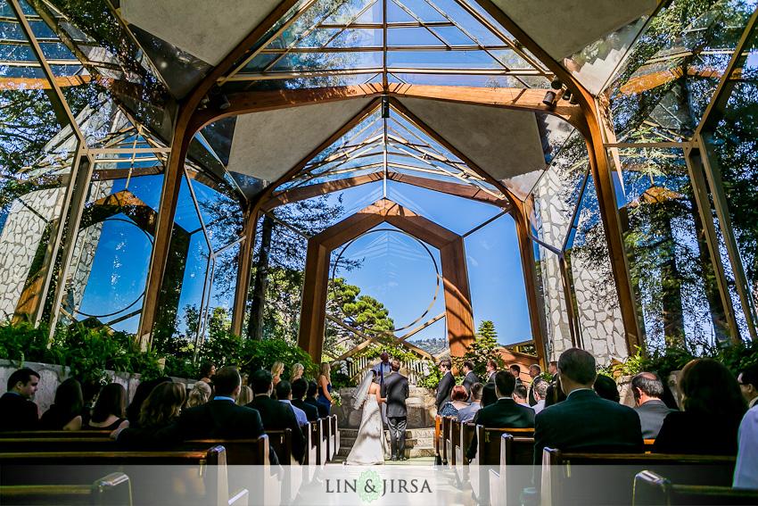 glass church wayfarers chapel