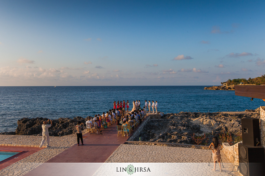 Jamaica Wedding Destination Photography Rockhouse Hotel