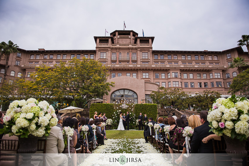 langham hotel pasadena wedding