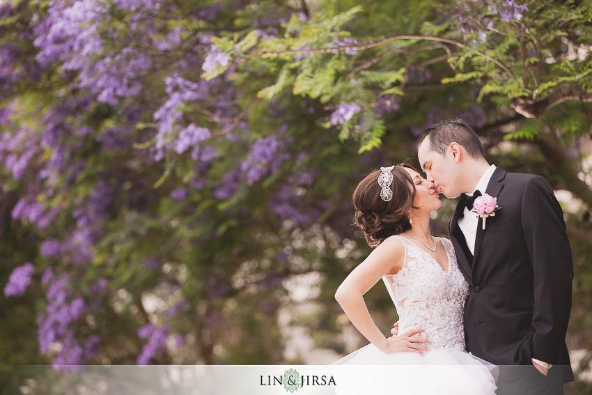 bride and groom-regis-monarch-beach-wedding-photographer-wedding-dress