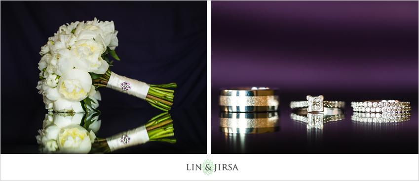 02-skirball-cultural-center-wedding-photographer-wedding-bouquet-wedding-rings