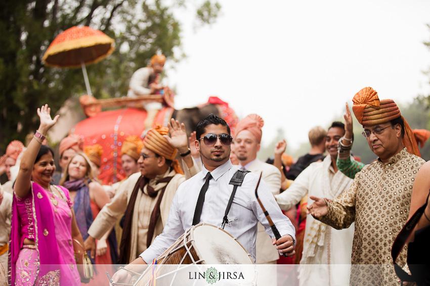03-the-langham-pasadena-indian-wedding-photographer-baraat