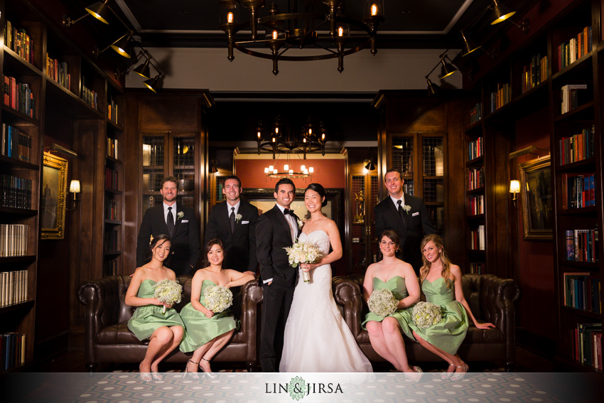 09-los-angeles-athletic-club-wedding-photographer-wedding-party-pictures