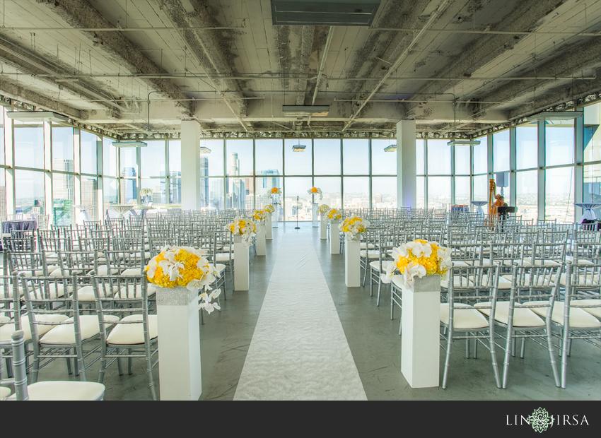 at t center los angeles wedding bryan jennifer. Black Bedroom Furniture Sets. Home Design Ideas