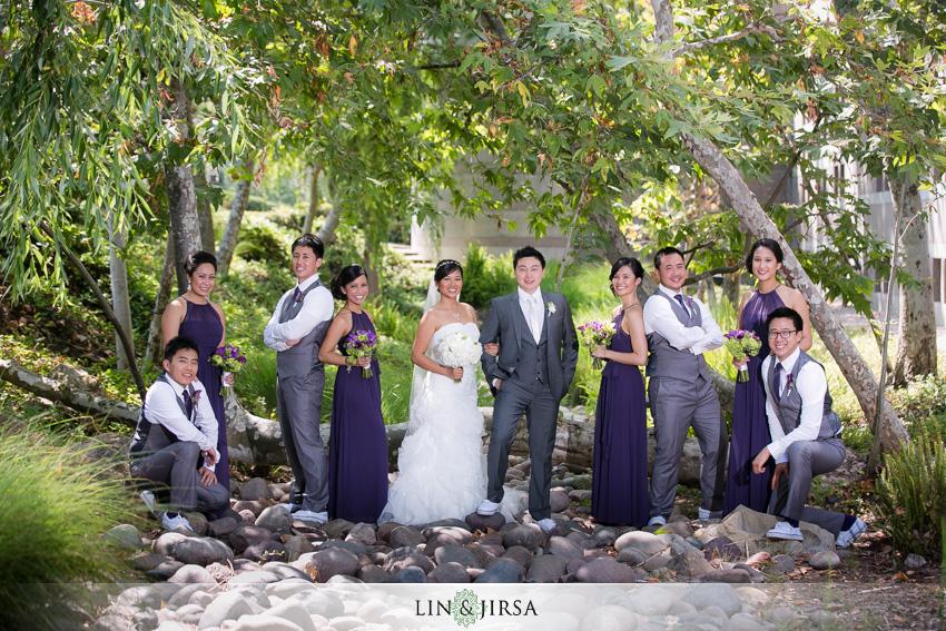 11-skirball-cultural-center-wedding-photographer-wedding-party-photo