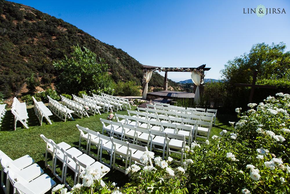 Serendipity Garden Oak Glen Wedding