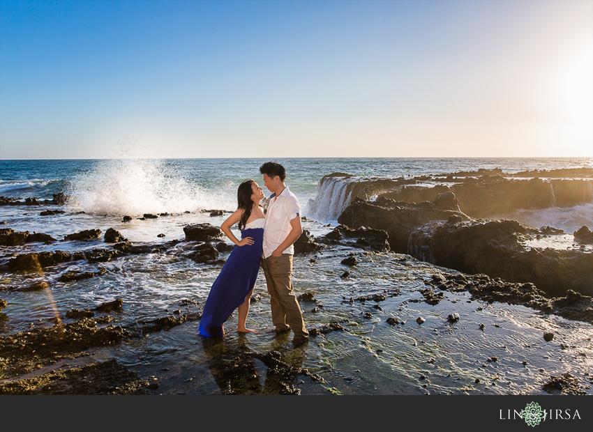 10-beautiful-beach-engagement-sunset-photos