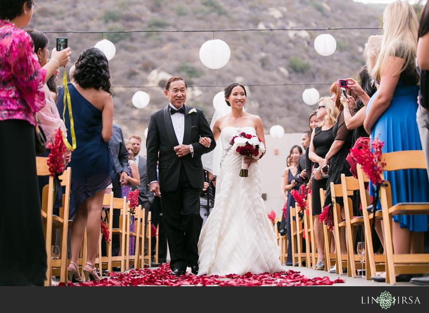 14-seven-degrees-laguna-beach-wedding-photographer-bride-walking-down-aisle