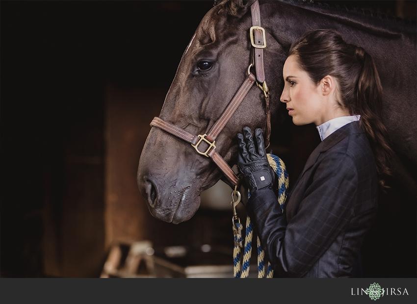 equestrian fashion concept shoot