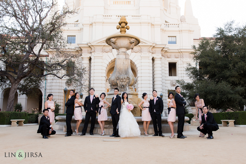 12-the-langham-huntington-pasadena-wedding-photography-wedding-party
