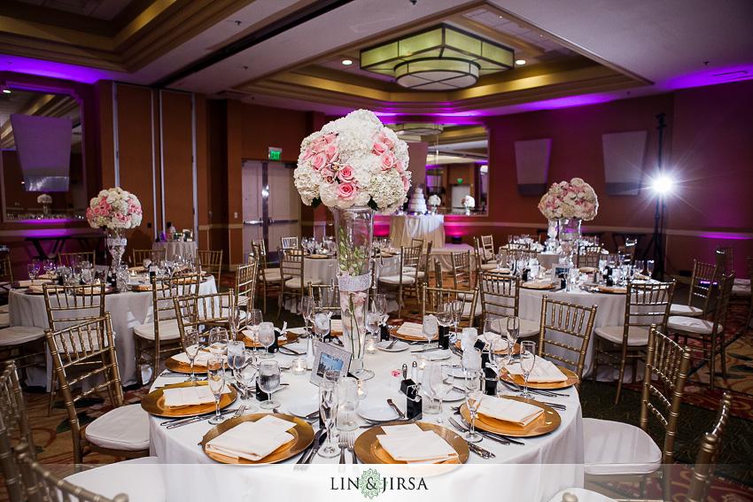 Newport Beach Marriott Hotel Wedding Chase Michelle