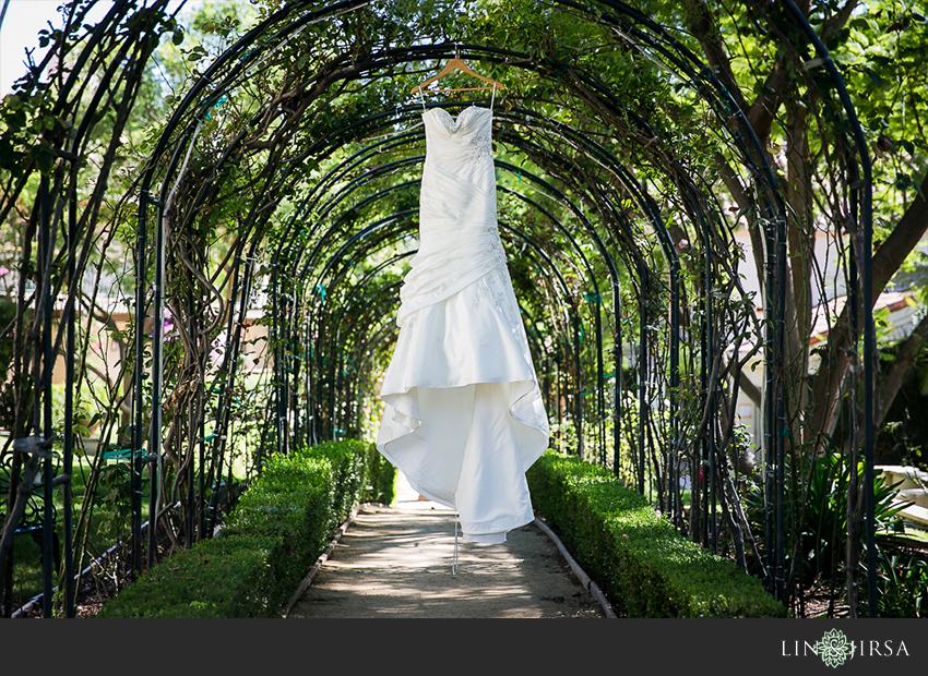 Edens Garden Moorpark Wedding Steven and Melissa