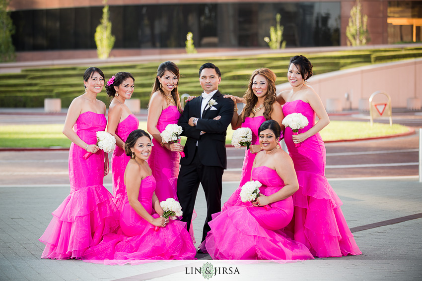 19-hyatt-regency-irvine-wedding-photographer-groom-and-bridesmaids