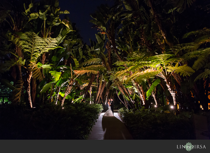 29-hyatt-regency-irvine-wedding-photographer-bride-and-groom-night-time-portrait