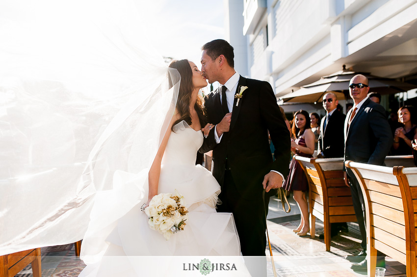 SLS Beverly Hills Wedding | Gerald and Mintra