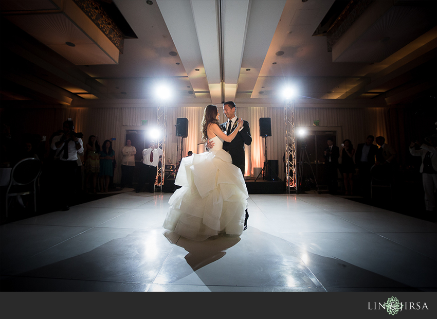 23 Sls Beverly Hills Wedding Photographer First Dance