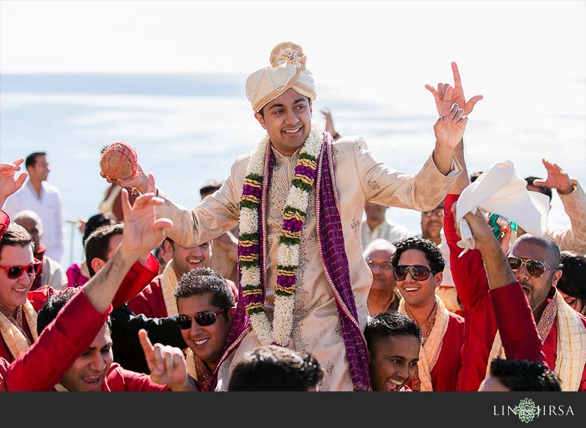04-the-ritz-carlton-laguna-niguel-indian-wedding-photographer-baraat-ceremony-photos