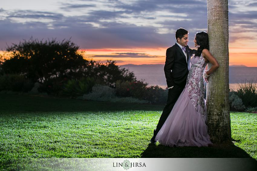 20-the-ritz-carlton-laguna-niguel-indian-wedding-photographer-romantic-bride-and-groom-night-time-photos