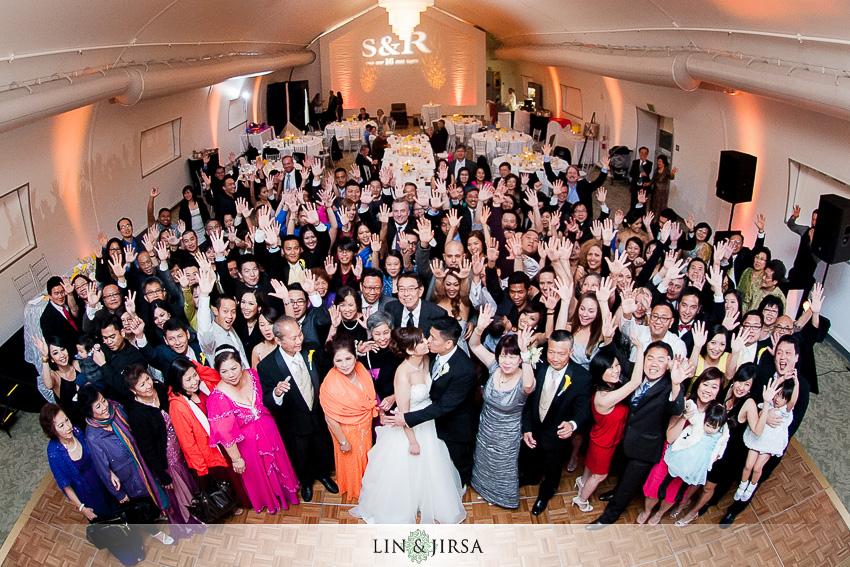 The Westin South Coast Plaza Wedding Shelton And Reneta