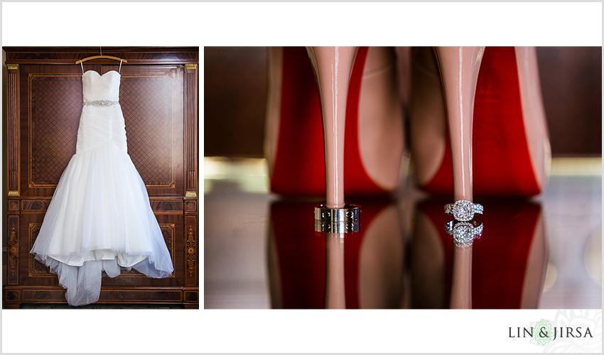 01-millennium-biltmore-hotel-los-angeles-wedding-photographer-wedding-dress-wedding-rings