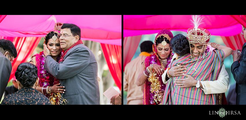 16-hyatt-long-beach-indian-wedding-photographer-touching-indian-ceremony-photos