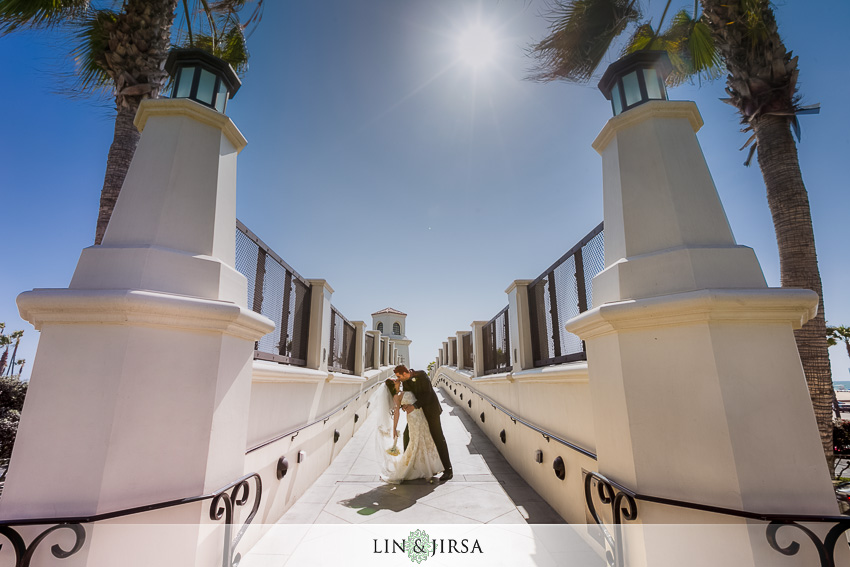Hyatt Regency Huntington Beach Persian Wedding