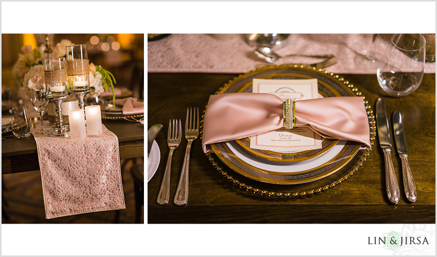 The Langham Huntington Pasadena Stylized Wedding Shoot