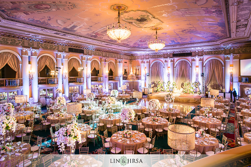 biltmore hotel la wedding