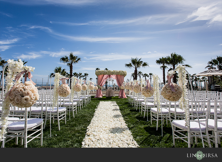 14 Hyatt Regency Huntington Beach Wedding Photos