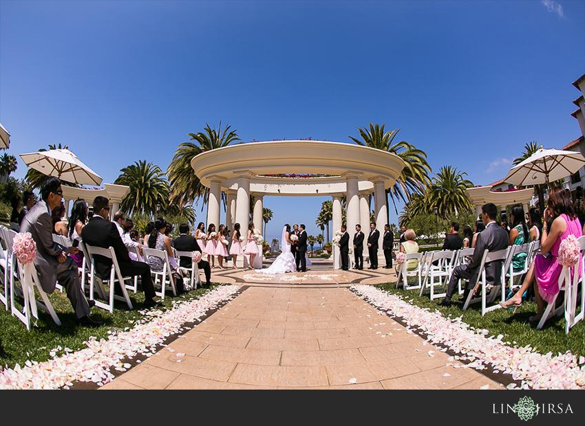 21 St Regis Monarch Beach Resort Wedding Photographer