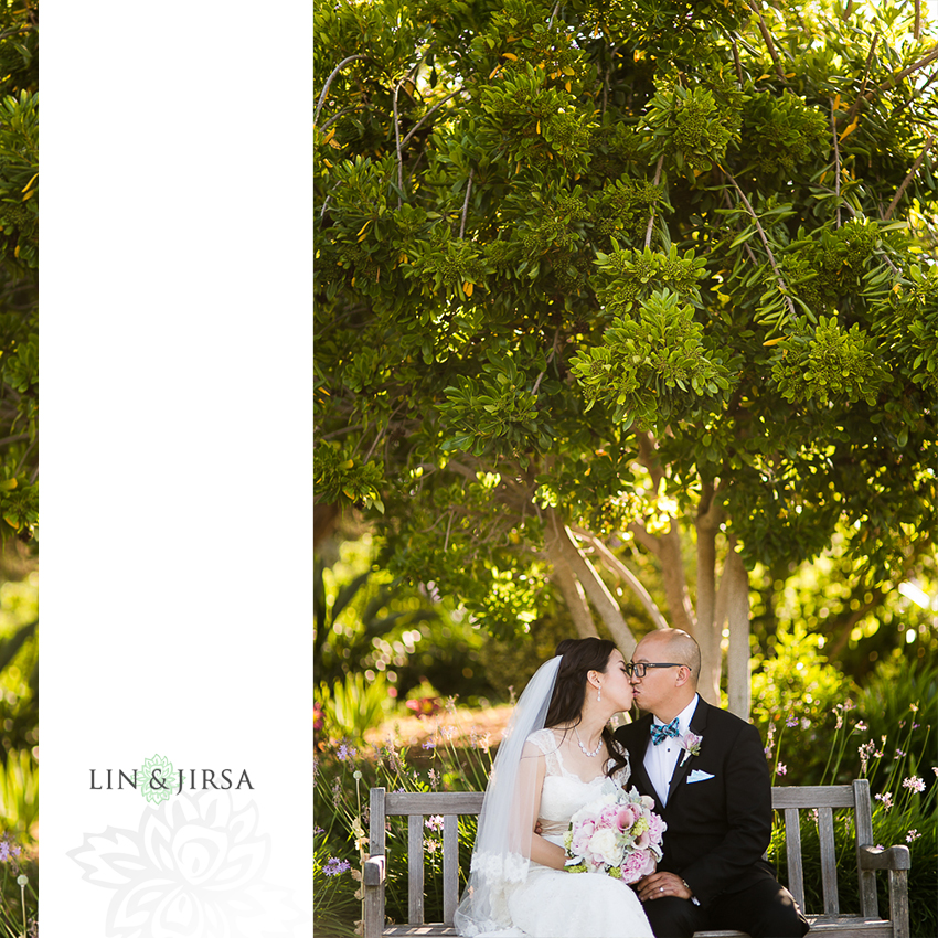 Palos Verdes Wedding Venues: South Coast Botanic Garden Wedding