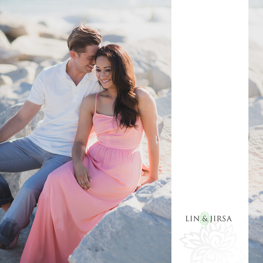 01-gorgeous-santa-monica-engagement-photos