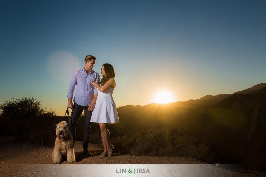 11-gorgeous-santa-monica-engagement-photos
