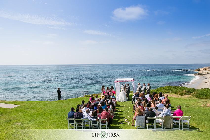 Loews Coronado Bay Resort Wedding Robert And Jennifer