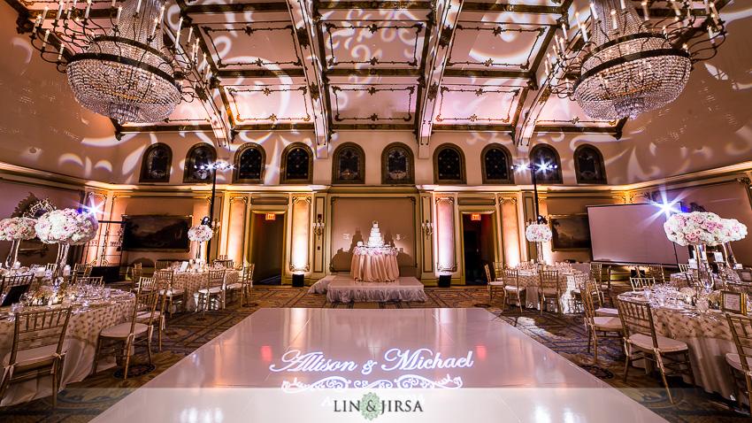 the langham pasadena wedding