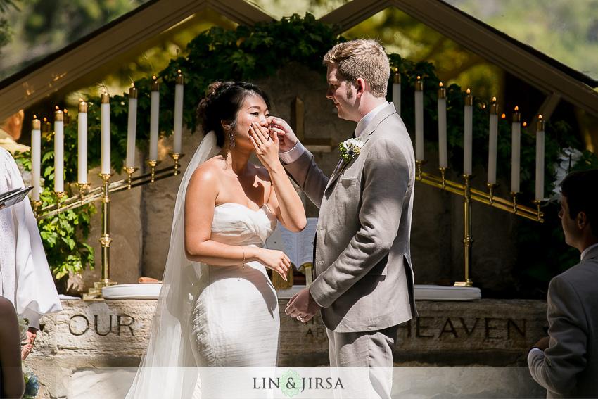wayfarers chapel wedding ceremony 10 palos verdes wedding locations