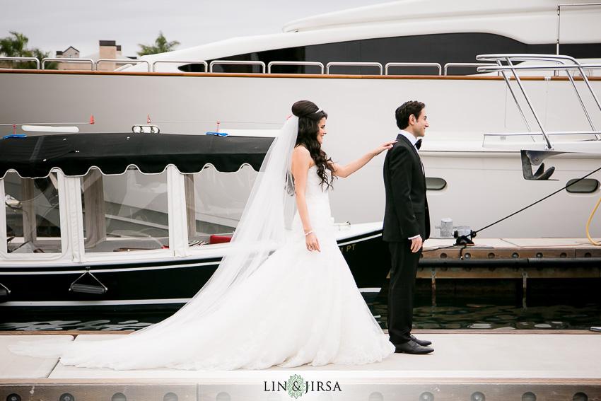 11-balboa-bay-club-newport-beach-wedding-photographer-first-look-couple-session-photos