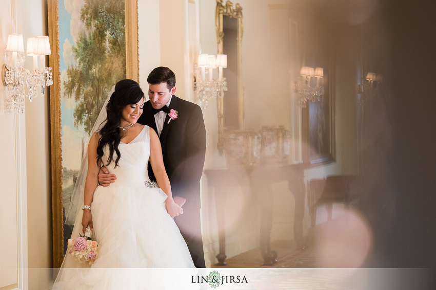 14-langham-pasadena-wedding-first-look