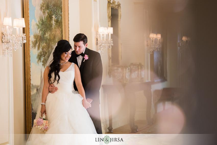 14-langham-pasadena-wedding-first-look