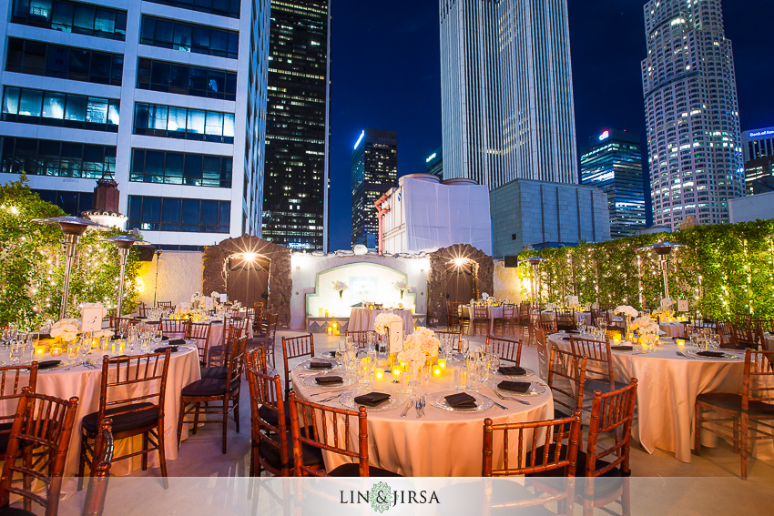 Oviatt penthouse wedding paul and christina for Penthouse in los angeles