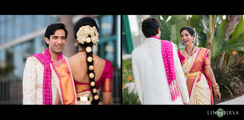 009-hyatt-regency-long-beach-indian-wedding-photographer-first-look-couple-session-photos