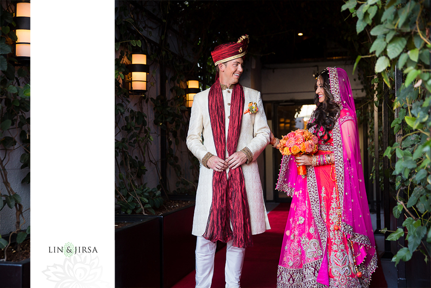 009-the-london-west-hollywood-indian-wedding-photographer-first-look-couple-session-photos