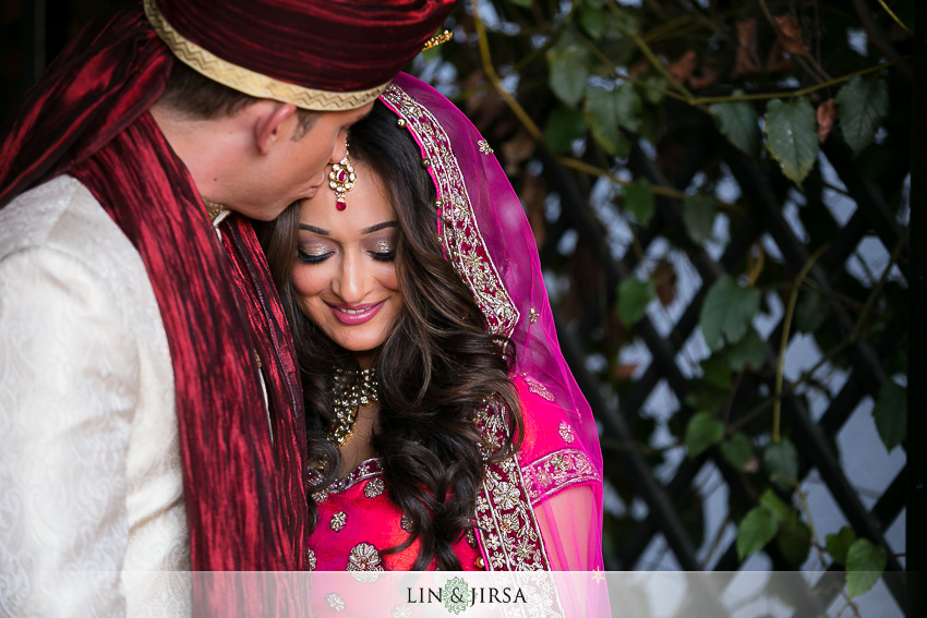 010-the-london-west-hollywood-indian-wedding-photographer-first-look-couple-session-photos