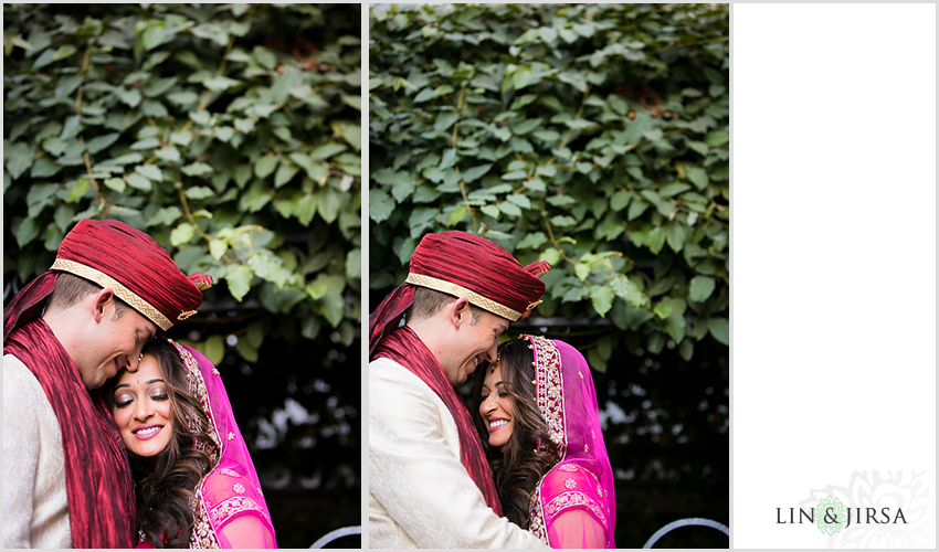 011-the-london-west-hollywood-indian-wedding-photographer-first-look-couple-session-photos