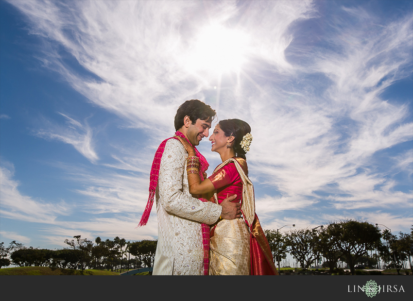013-hyatt-regency-long-beach-indian-wedding-photographer-first-look-couple-session-photos