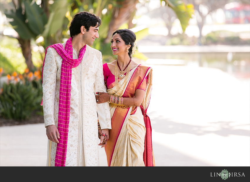 014-hyatt-regency-long-beach-indian-wedding-photographer-first-look-couple-session-photos
