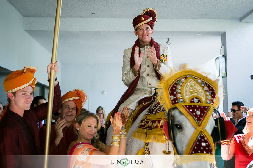 021-the-london-west-hollywood-indian-wedding-photographer-baraat-photos
