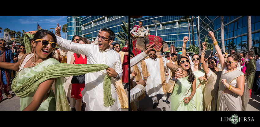 022-hyatt-regency-long-beach-indian-wedding-photographer-baraat-photos
