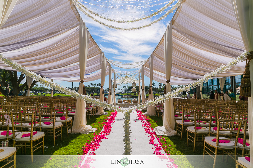 028 Hyatt Regency Long Beach Indian Wedding Photographer