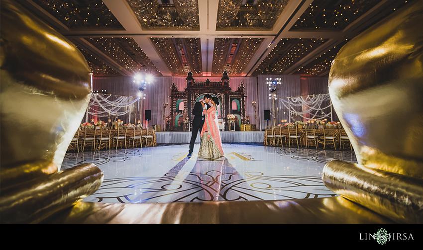 045 Hyatt Regency Long Beach Indian Wedding Photographer